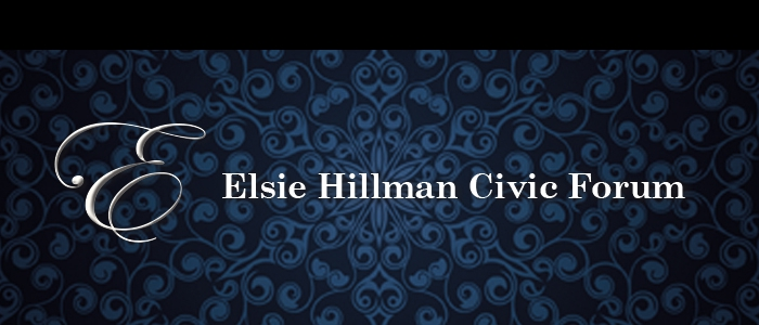 Elsie Hillman Civic Forum logo