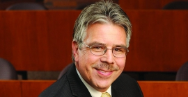 Duquesne University President Ken Gormley